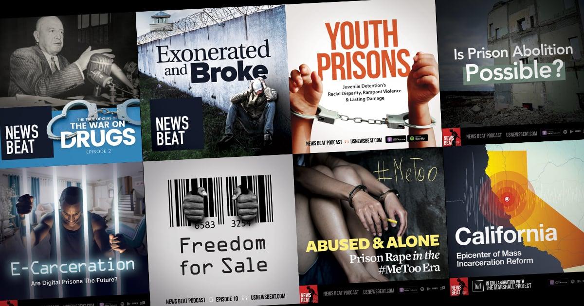 Criminal justice podcasts