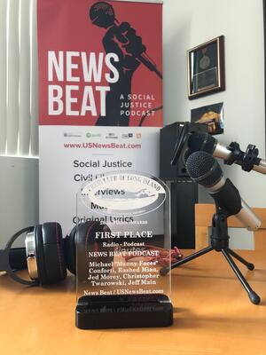 News Beat Podcast Wins Top SPJ / PCLI Journalism Awards