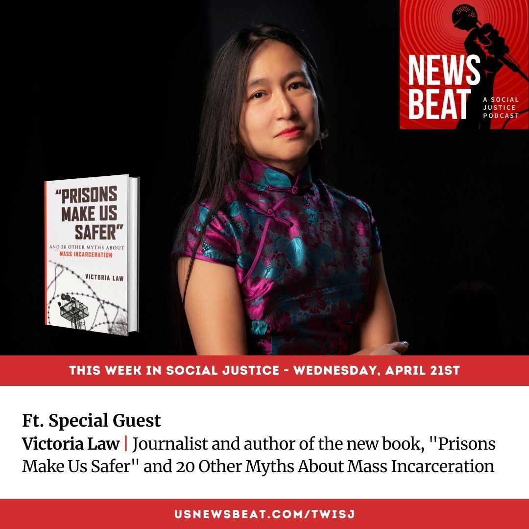 Mass Incarceration Myths + Murdering Murderer Guilty of Murder