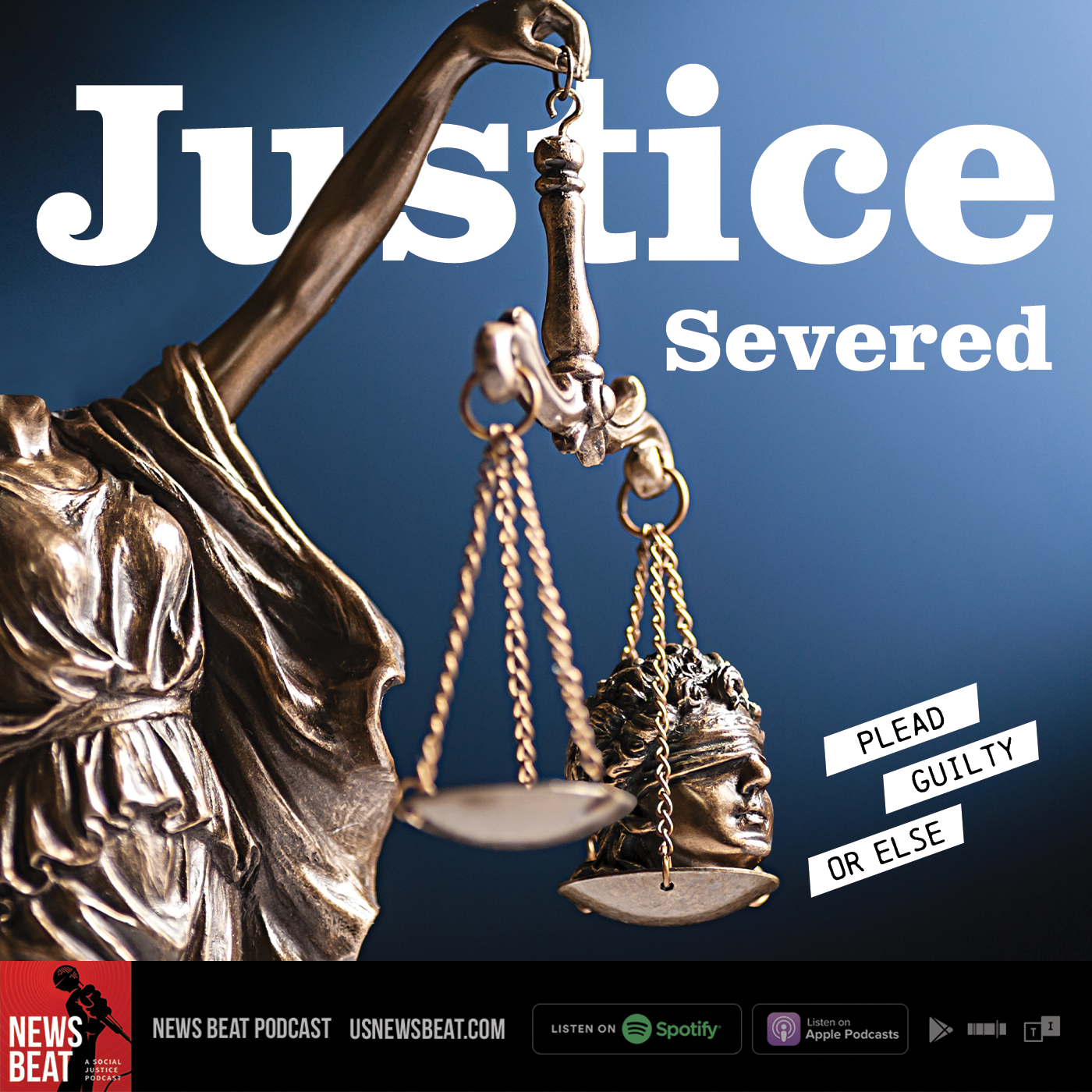Justice Severed